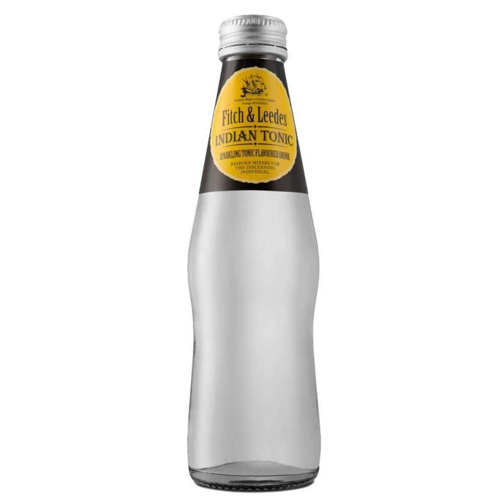 FITCH & LEEDES GLASS INDIAN TONIC 200ml