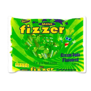 FIZZER MINI CREAM SODA 100's