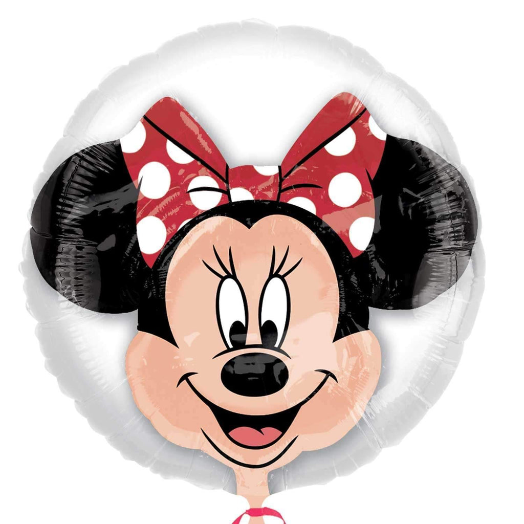 FOIL BALLOON IN A BALLOON MINNIE 60cm