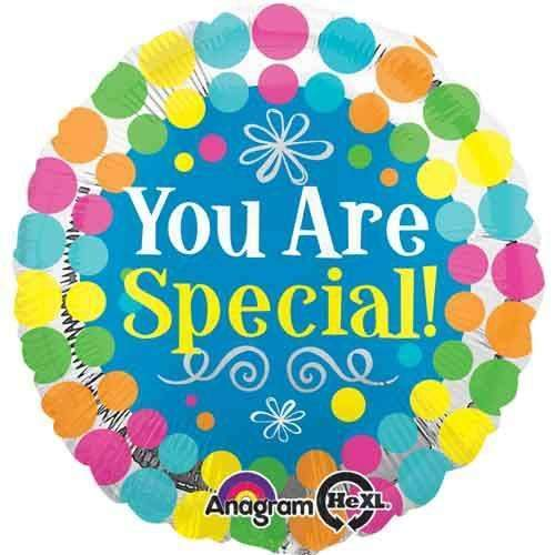 FOIL BALLOON YOU ARE SPECIAL 43cm 30782