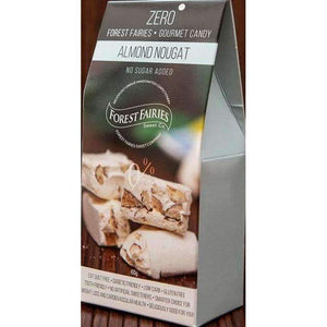 FOREST FAIRIES SUGAR FREE ALMOND NOUGAT 60g