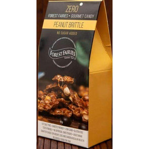 FOREST FAIRIES SUGAR FREE PEANUT BRITTLE 60g