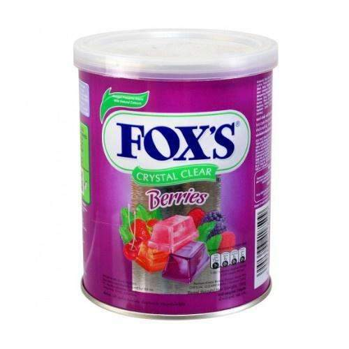 FOX'S BERRIES CANDY TIN 180g
