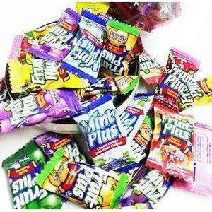 FRUIT PLUS ASSORTED PACK 14 SWEETS