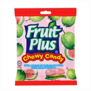 FRUIT PLUS GUAVA CHEWS 100 PIECES