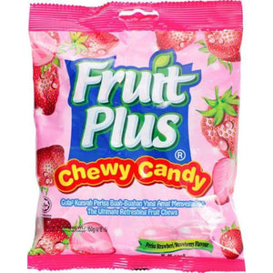 FRUIT PLUS STRAWBERRY 100 PIECES