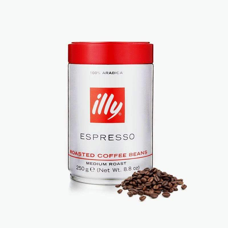 ILLY REGULAR COFFEE BEANS 250g