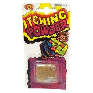 ITCHING POWDER