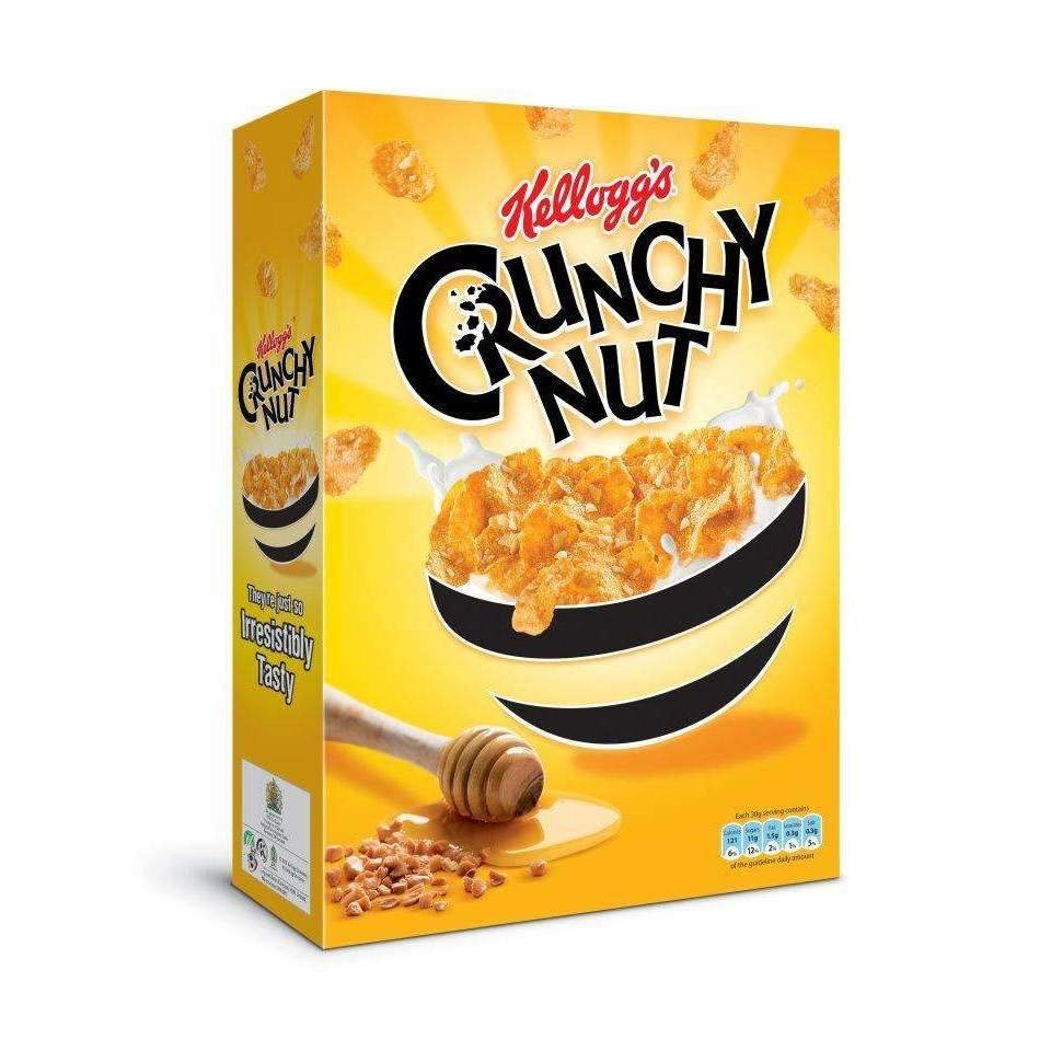 KELLOGS CRUNCHY NUT 500g