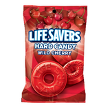 Lifesavers wild cherry 177g bag