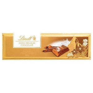 LINDT GOLD BAR MILK 300g
