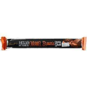 LINDT HELLO CARAMEL BROWNIE 39g STICK