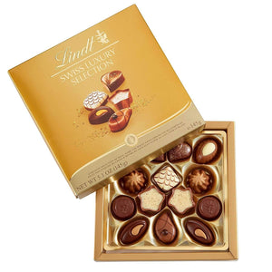 LINDT SWISS LUXURY SELECTION 145g