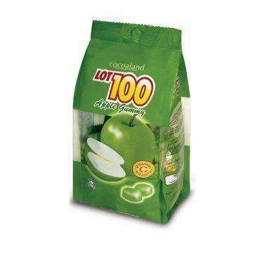 LOT 100 APPLE GUMMIES
