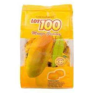 LOT 100 MANGO GUMMIES