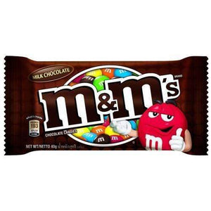 M&M's MILK CHOCOLATE 40g
