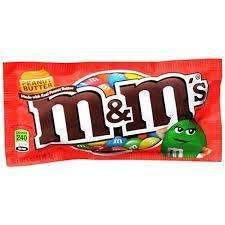 M&M'S PEANUT BUTTER 38g