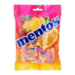 MENTOS FRUIT BAG OF 50