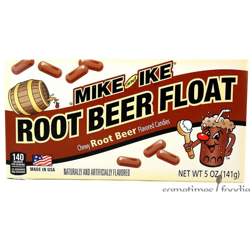 MIKE & IKE ROOT BEER FLOAT THEATER BOX