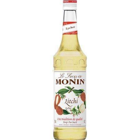 MONIN LITCHI SYRUP 700ml