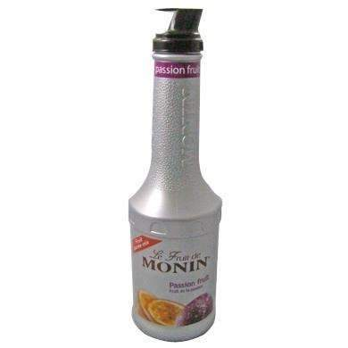 MONIN PASSION FRUIT PUREE MIX 1Lt