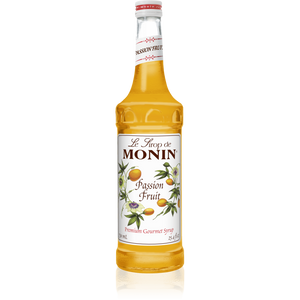 MONIN PASSION FRUIT SYRUP 700ML