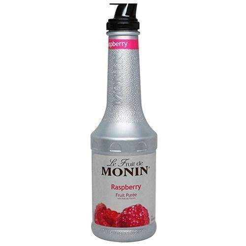 MONIN RASPBERRY PUREE 1Lt