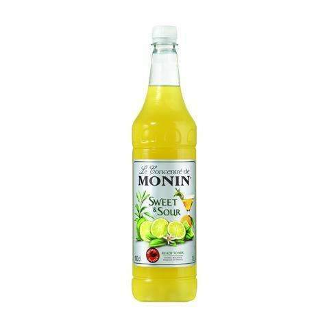 MONIN SWEET & SOUR CORDIAL 1Lt