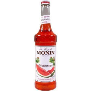 MONIN WATERMELON SYRUP 1Lt