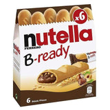 NUTELLA B-READY T6 132g