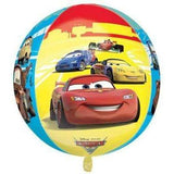 ORBZ CARS BALLOON XL 38x40cm