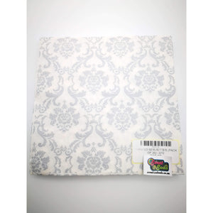 PRINTED SERVIETTES (PACK OF 20) - 010