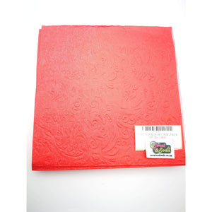 PRINTED SERVIETTES (PACK OF 20) - 069