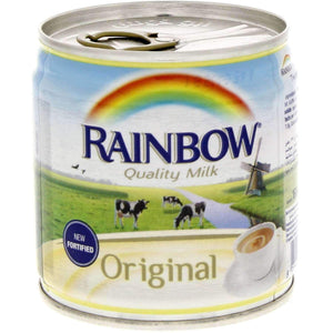 RAINBOW MILK ORIGINAL FLAVOUR 160ml