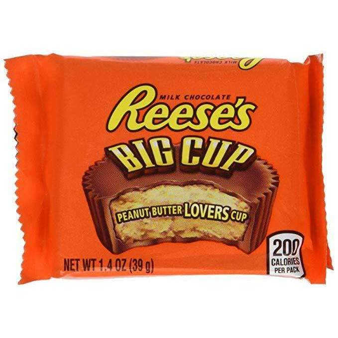 REESES BIG CUP SINGLE 39g
