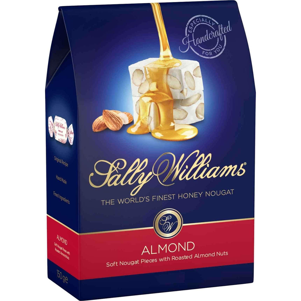 SALLY WILLIAMS 45g GIFT BOX ALMOND