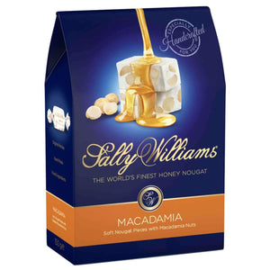 SALLY WILLIAMS 45g GIFT BOX MACADAMIA
