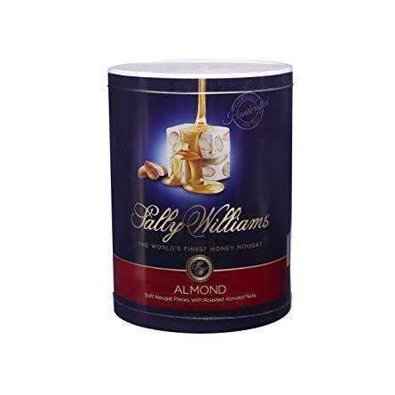 SALLY WILLIAMS TUB ALMOND NOUGAT 500g