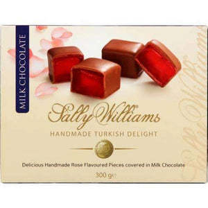 SALLY WILLIAMS TURKISH DELIGHT CHOC 300g