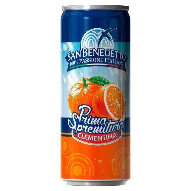 SAN BENEDETTO ORANGE 330ml