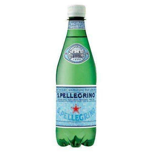 SAN PELLEGRINO SPARKLING WATER 500ml PET
