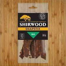 SHIRWOOD STIX BBQ 45g
