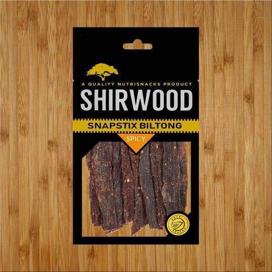 SHIRWOOD STIX SPICY 45g