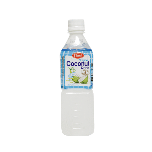 T-BEST ALOE COCONUT DRINK 500ml