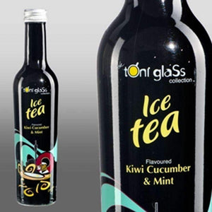 TONI GLASS KIWI CUCUMBER MINT I TEA 250m