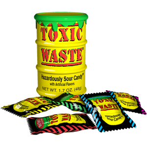 Toxic Waste Yellow Drum 42g