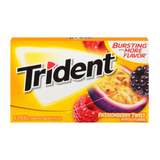 TRIDENT PASSION BERRY TWIST CHEWING GUM
