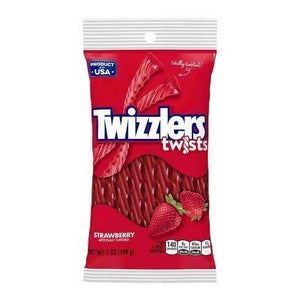 Twizzlers Strawberry Twists 198g Bag