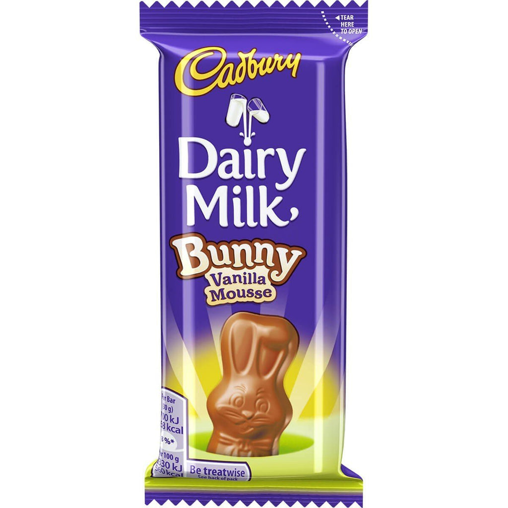 Dairy Milk Bunny with Vanilla Mousse 30g