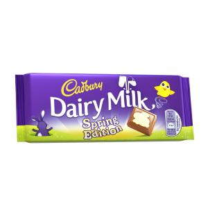 Dairy Milk Spring Edition Slab 100g